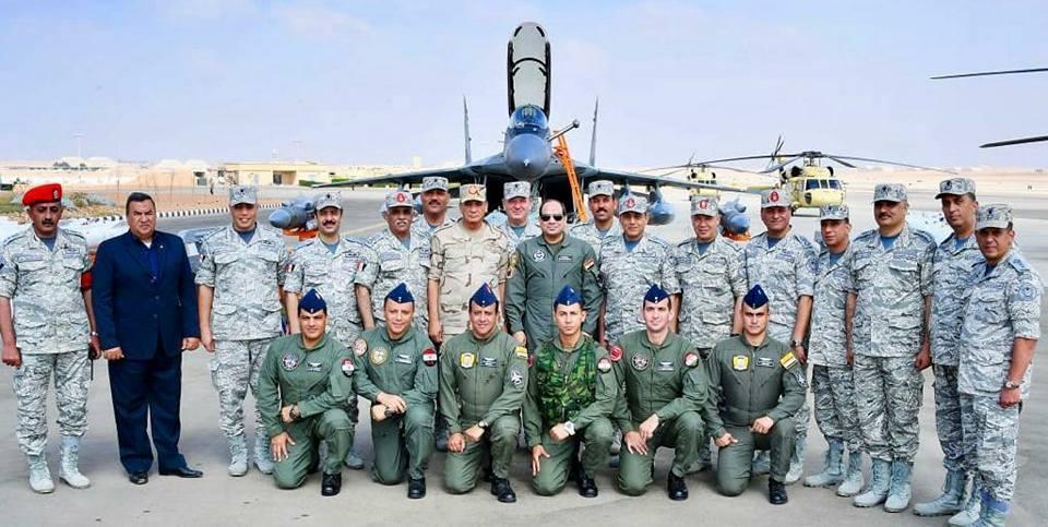 Египет получил из России сверхзвуковые тактические ракеты Х-31 вместе с новыми истребителями МиГ-29М/М2