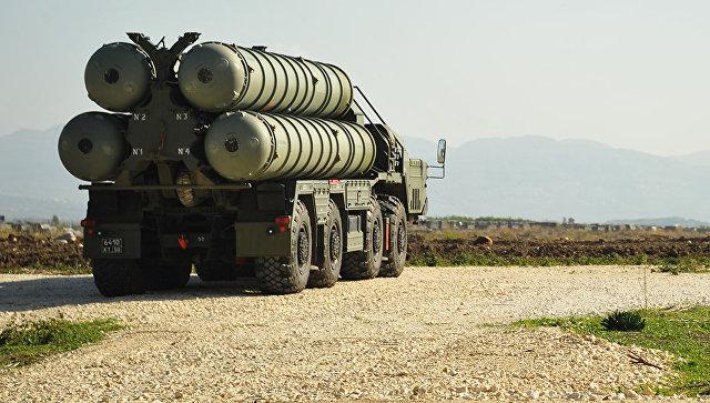 Российские военные досрочно получили последний в этом году полк С-400
