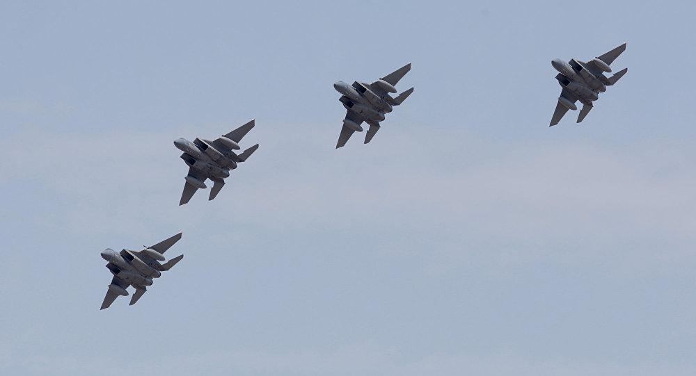 США призвали Россию позволить Израилю продолжать наносить воздушные удары в Сирии