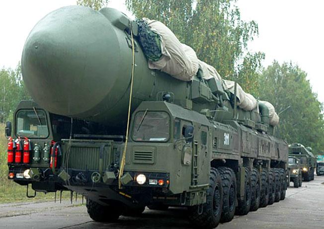 РФ может перейти к доктрине упреждающего ядерного удара