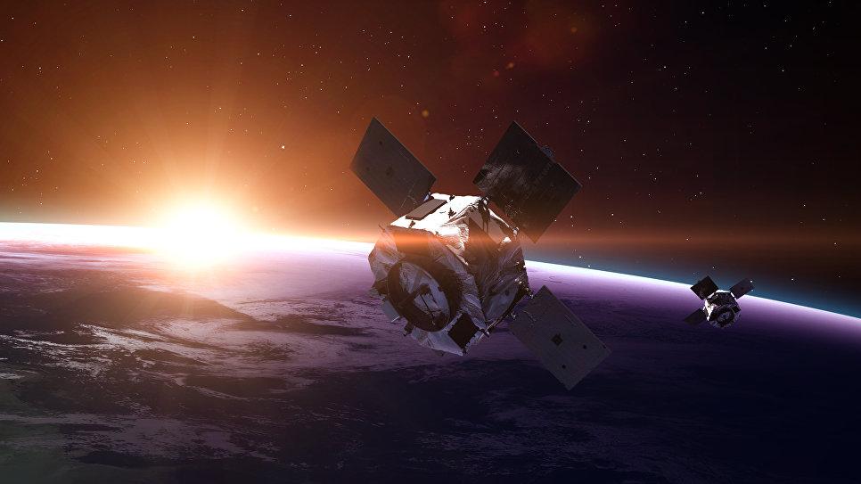 """Многоспутниковая система """"Сфера"""" будет полностью развернута к 2026 году"""