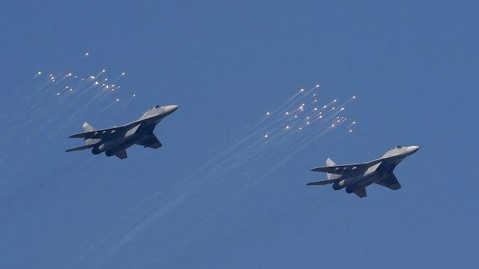 Можно ли сделать так чтобы американские, китайские и российские боевые самолеты обменивались данными? Судан сделал это