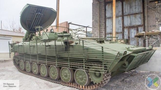 Во время испытания нового способа уничтожения жилых домов в Докучаевске террористы ВСУ уничтожили свои позиции. Трое карателей погибли, а одиннадцать получили ранения