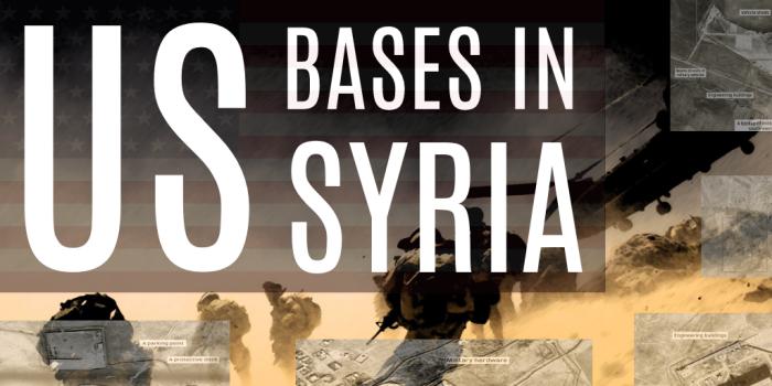 Эксклюзив: Новые базы США в Сирии