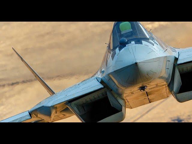 Су-57 с двигателем второго этапа выполнил уже 16 полетов