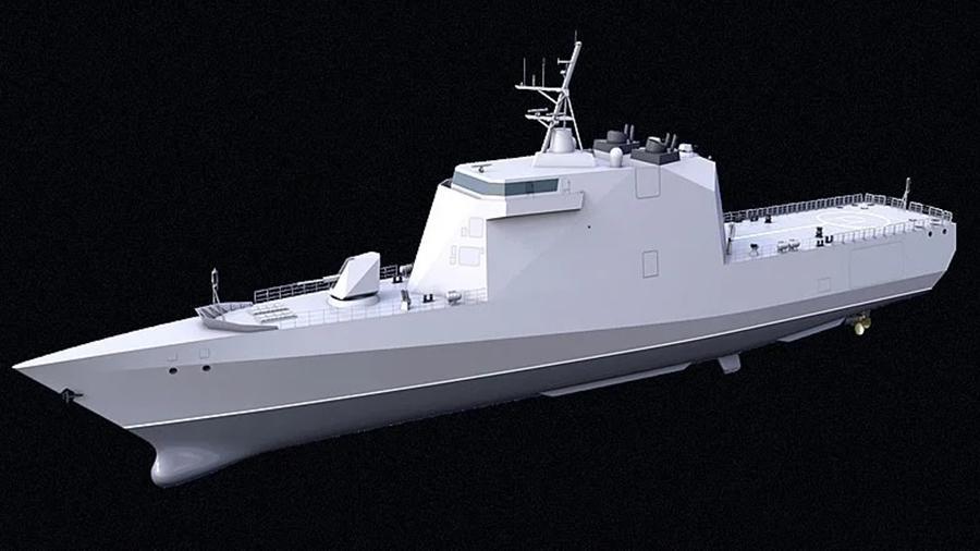Новые полимеры спрячут корветы от врага При строительстве кораблей проекта 20386 используют специальные радиоотражающие материалы