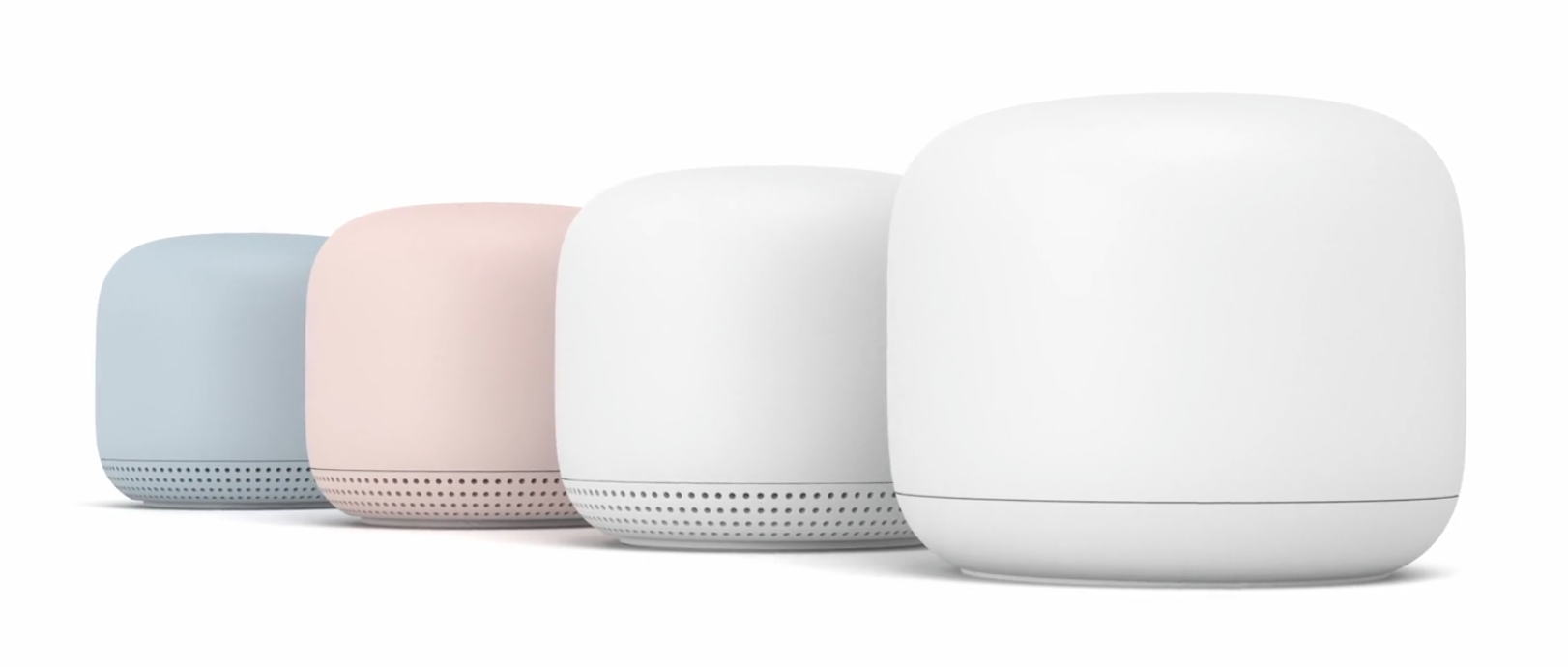 Google представил новые устройства: Pixel 4, Pixelbook Go, Pixel Buds, Nest Mini, Nest Wifi