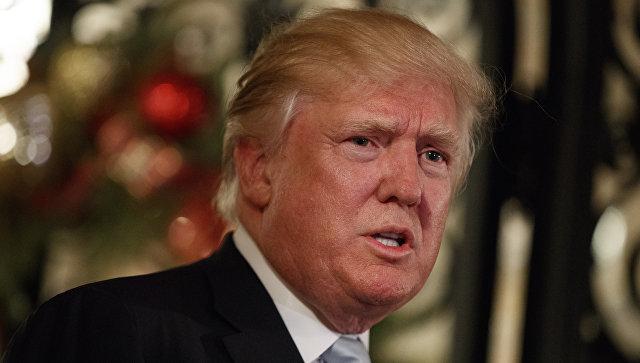Трамп: разведка признала компромат на меня фальшивкой