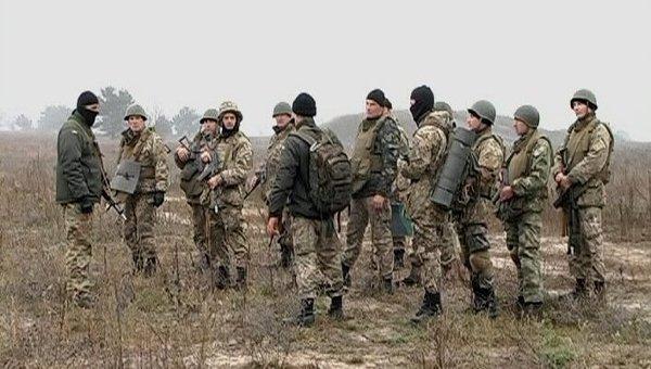 В Луганской области пропала группа украинских разведчиков - штаб АТО