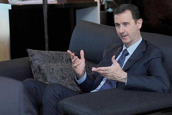 Башар Асад ради прекращения гражданской войны в Сирии готов покинуть свой пост