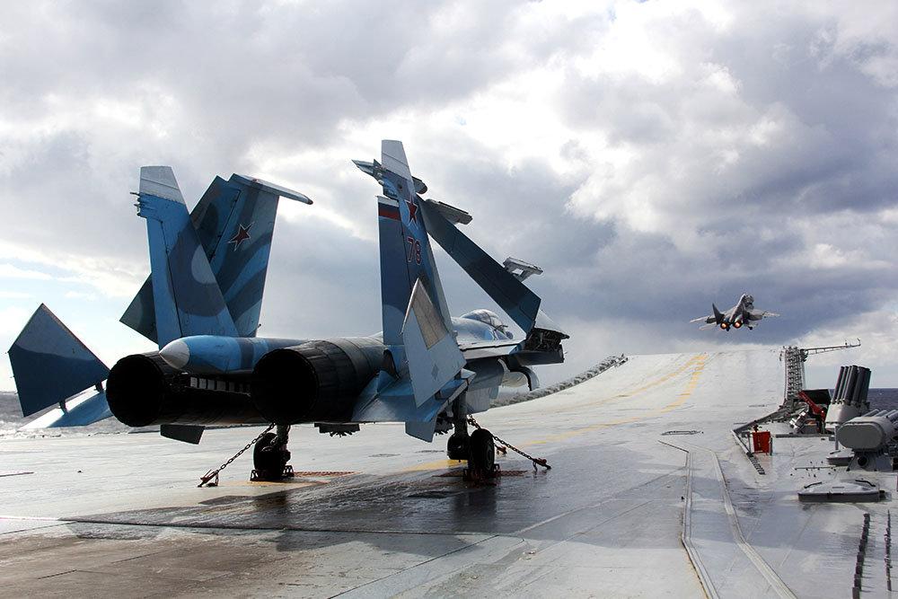 Этот союзник не подведет (Главком ВМФ адмирал Владимир Королев: что из себя представляет военный флот России)