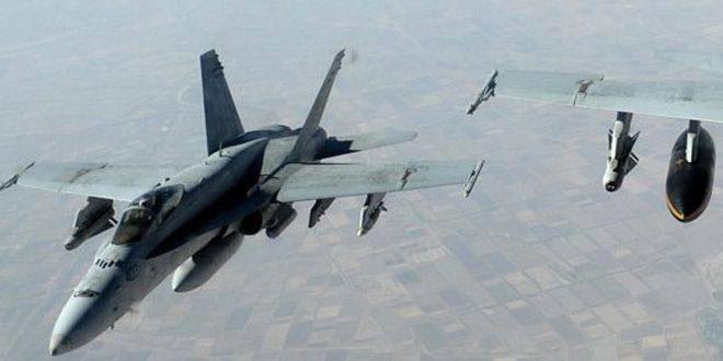 Не менее десяти мирных жителей погибли при ударе в Сирии коалиции во главе с США