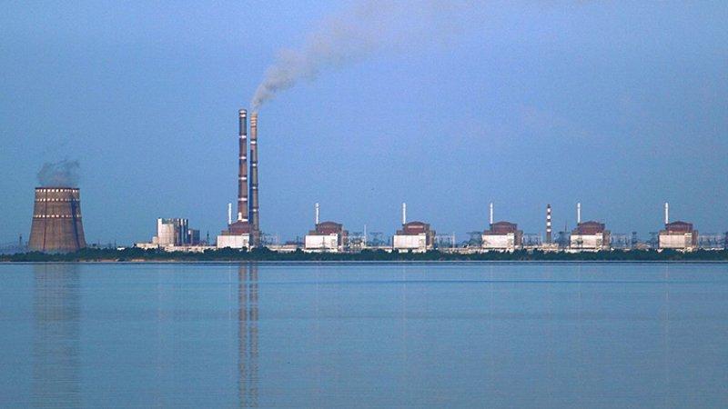 Топливо Westinghouse: на Запорожской АЭС отключился энергоблок