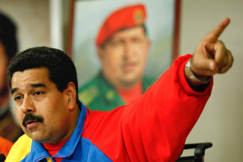 Мадуро потребовал немедленно вывести Венесуэлу из Организации американских государств