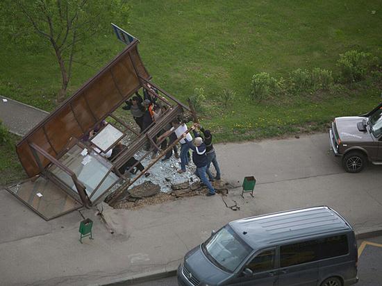 Московский ураган за час убил 11 человек (Падавшие деревья калечили москвичей и перекрывали дороги)