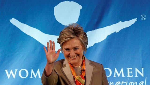 СМИ узнали о новом расследовании сената США против Хиллари Клинтон