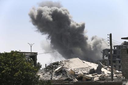В результате авиаудара коалиции по больнице в Сирии погибли шесть мирных жителей