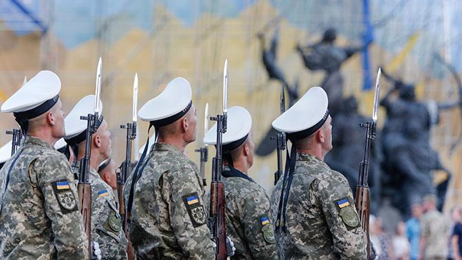"""Новая форма украинских моряков вызвала """"недоумение в Сети"""""""