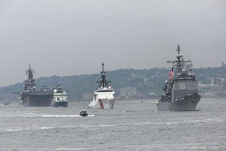 """Чтобы """"деблокировать Керченский пролив""""США могут направить военные корабли в Азовское море (Вашингтон наращивает военное присутствие вблизи Крыма)"""