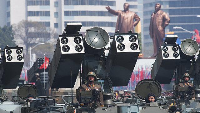 Пхеньян пригрозил сбивать американские самолеты за пределами своей территории
