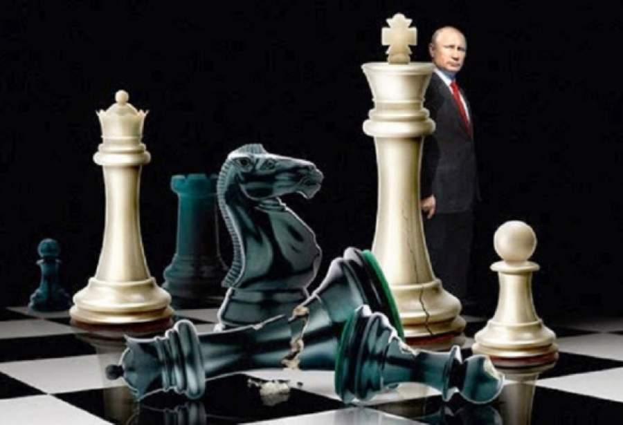 Forbes: в сирийской партии Путин поставил Вашингтону шах и мат