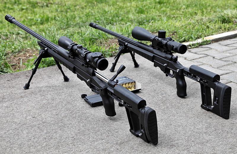 """ФСБ и Росгвардия приняли на вооружение винтовки """"Точность"""""""
