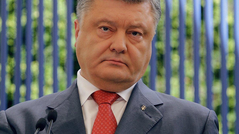 Пусть сушит сухари: патриарх украинского национализма предсказал будущее Порошенко