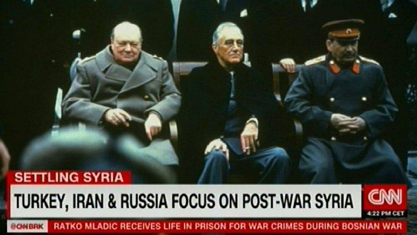 ВГД назвали «хамством высшей категории» планы США поСирии