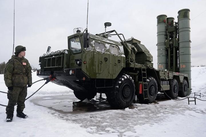 В Ленобласти разместили новый дивизион С-400