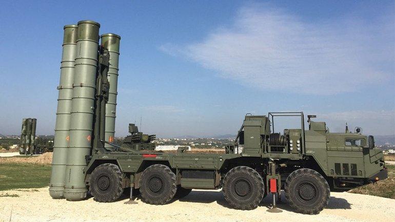 Источник сообщил о начале поставок Россией систем ПВО С-400 в Китай