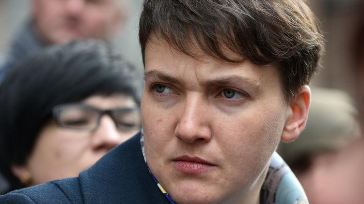 УкроСМИ: Надежду Савченко могут обвинить в подготовке военного переворота в Украине