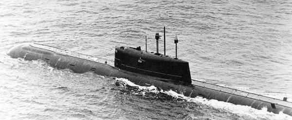 7 апреля День памяти погибших подводников