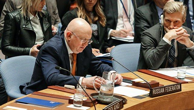 Небензя сообщил, какие приказы отдали боевикам в Сирии при ударе США