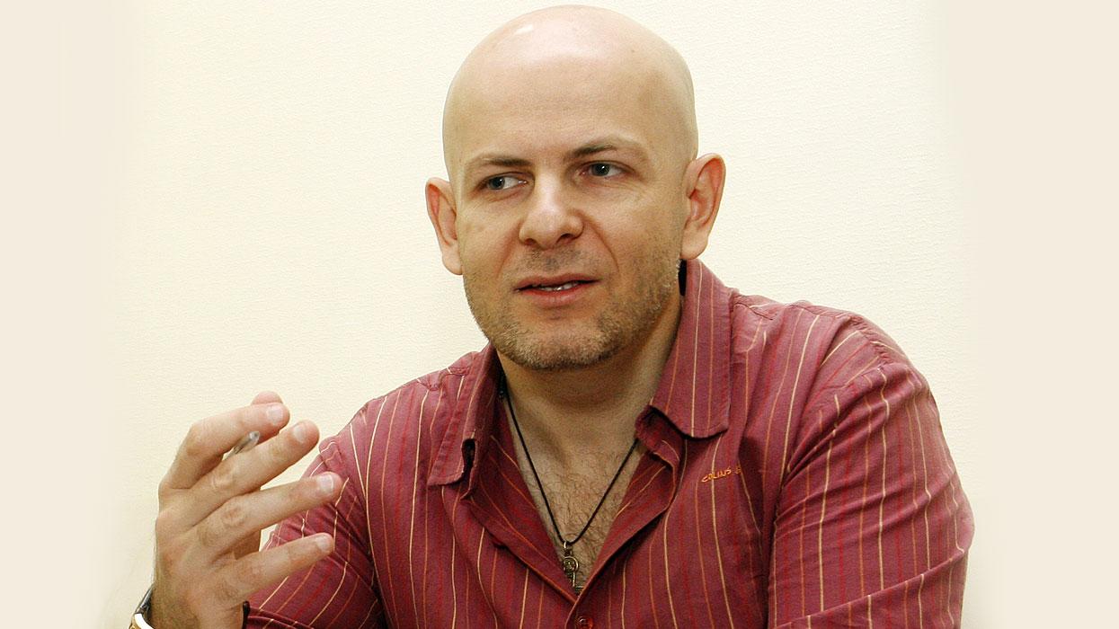 Олесь Бузина: Последний витязь Малороссии