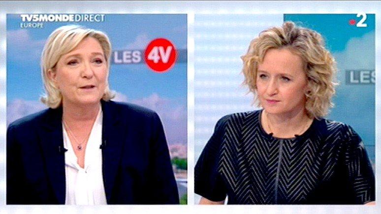 Марин Ле Пен: Макрон прекрасно знает, что нарушил международное право
