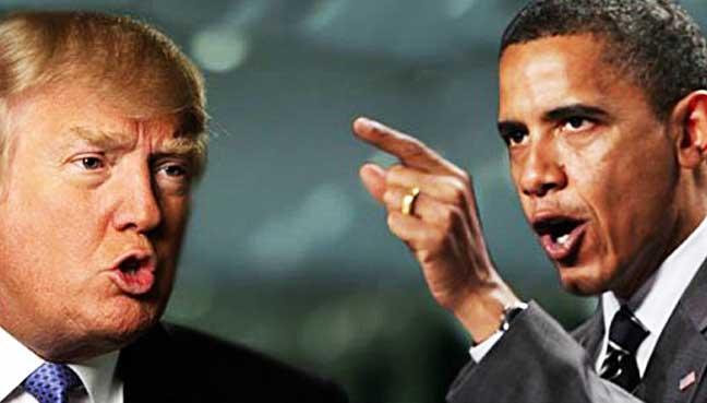 """The Washington Times: """"банда Обамы"""" преследует Трампа, чтобы скрыть правду о своих преступлениях"""