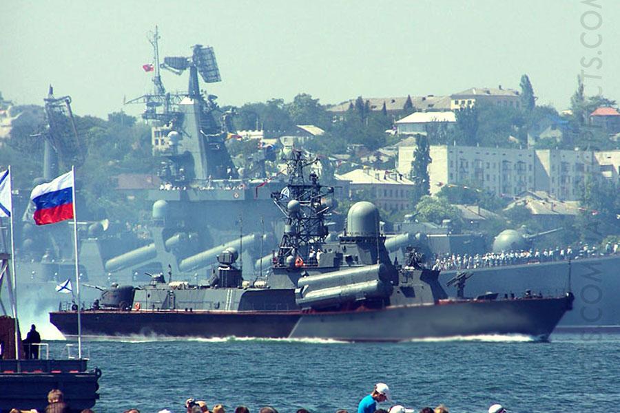 Представитель НАТО заявил, что Россия нарушает военное равновесие в регионе Черного моря