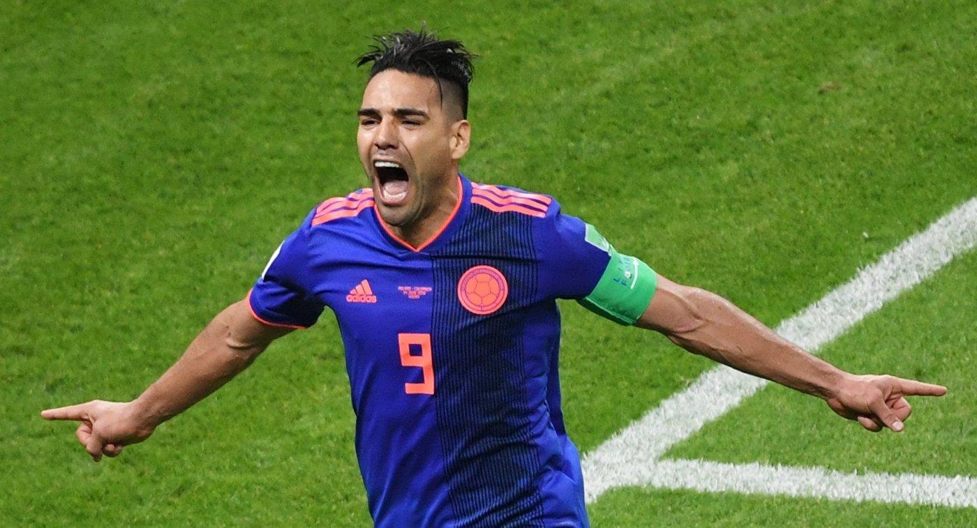 Колумбия разгромила Польшу на ЧМ-2018