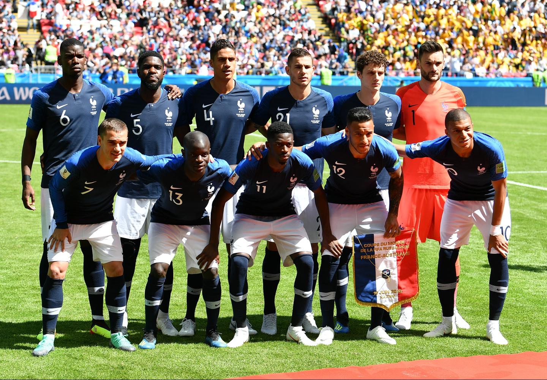 Игроки сборной Франции хотят остаться в России после ЧМ-2018, на несколько месяцев