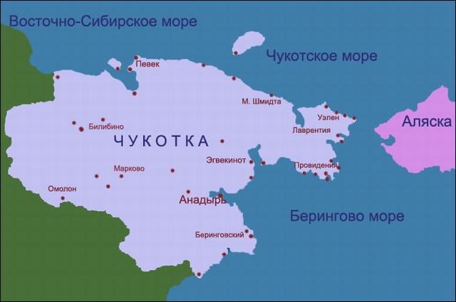 Нелегально приплывший на Чукотку американец попросил политического убежища в РФ (Он направлялся в Китай, но попал в Россию)