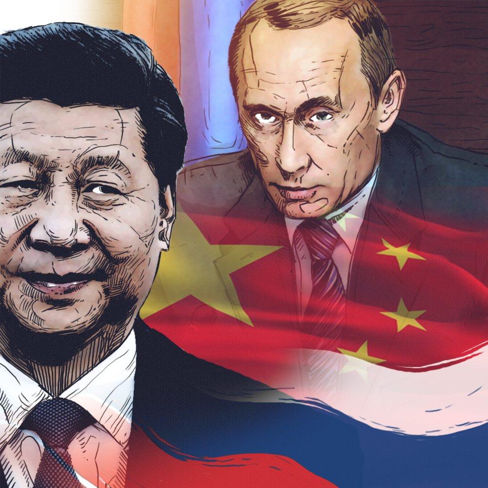 Китай предложил России объединить усилия против санкций США