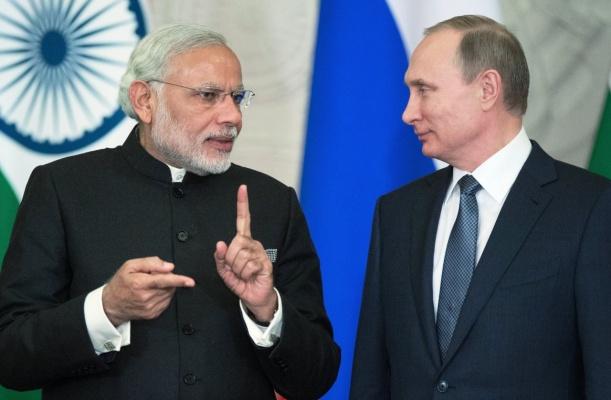 """""""Это радость, когда русские идут"""": зачем Путин поехал в Индию"""