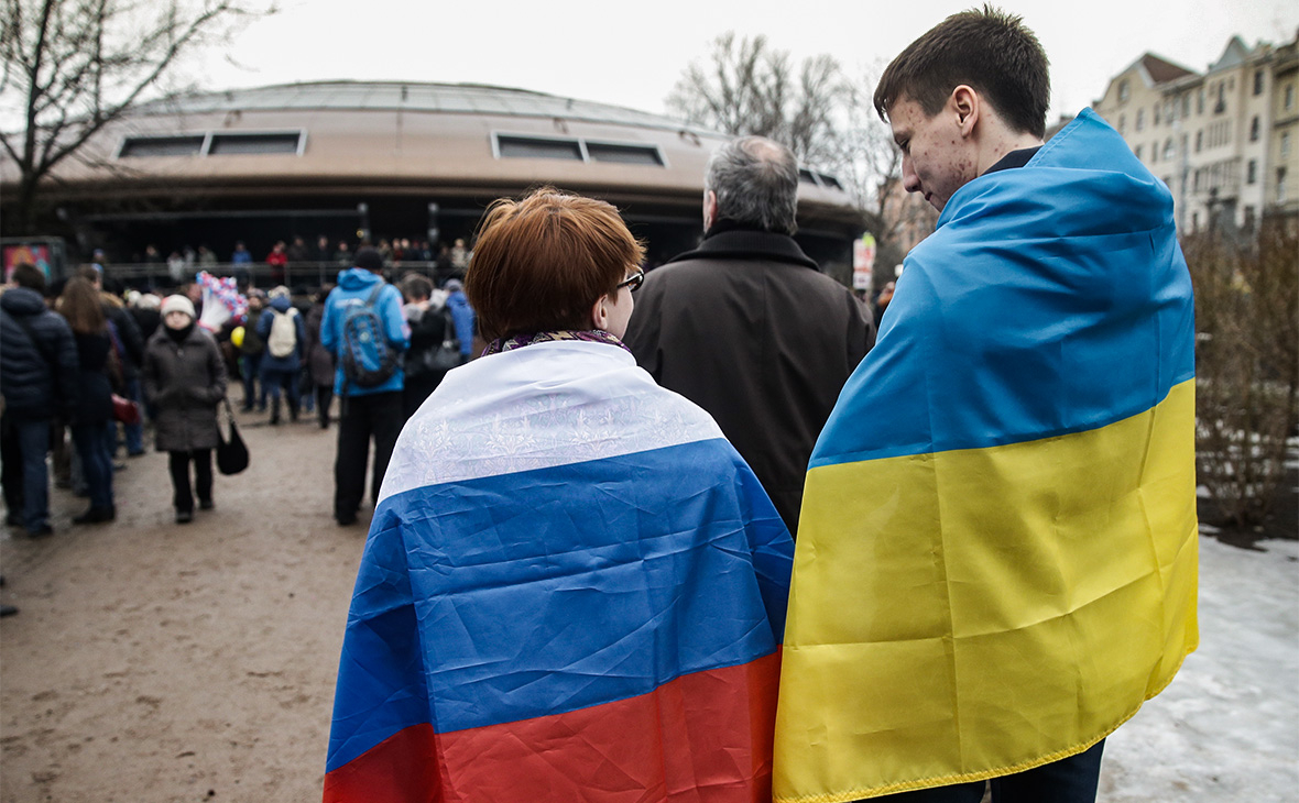 Социологи зафиксировали рост симпатий украинцев к России
