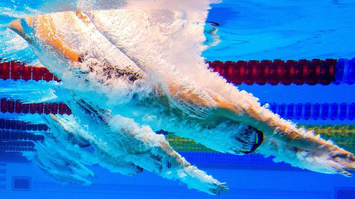Российские пловцы выиграли комбинированную эстафету 4 по 100 метров на юношеских Олимпийских Играх