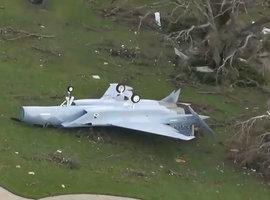 """Военные США сообщили о """"масштабном ущербе"""" авиабазе от урагана """"Майкл"""""""