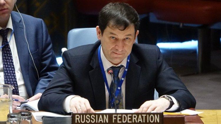 Дмитрий Полянский: На одном из задержанных ФСБ судов Украины было два сотрудника СБУ