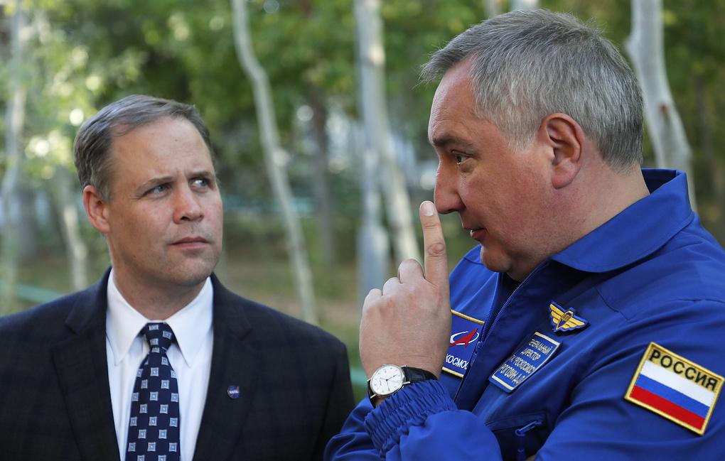 Ошибка главы НАСА грозит разрывом диалога России и США по космосу