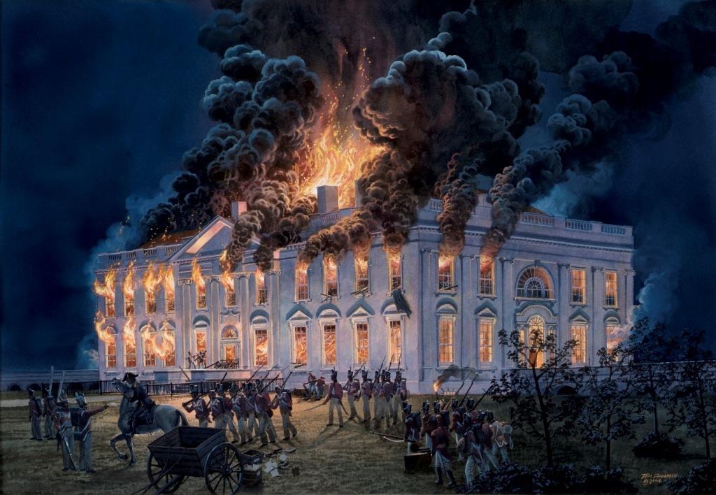 [История] Как был создан национальный миф США