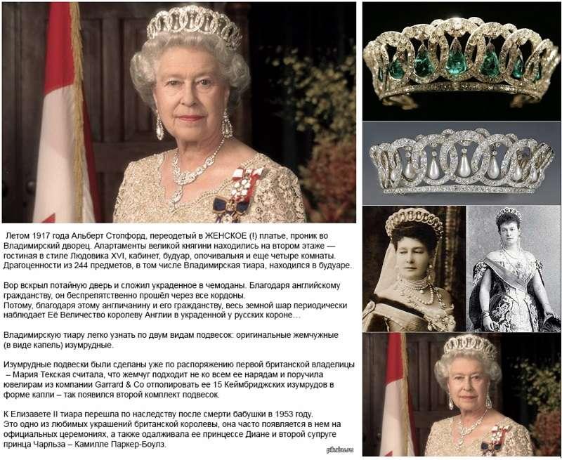 """""""Спасённый"""" или ворованный? У королевы Великобритании нашли рояль Хуссейна"""