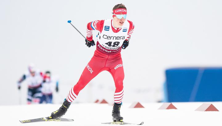 Россияне выиграли золото и серебро на этапе лыжного Кубка мира